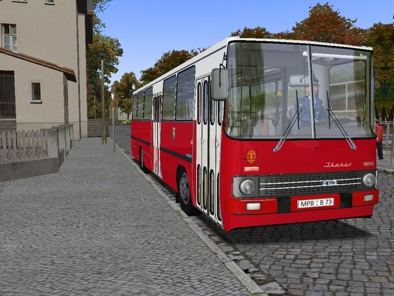 Omsi 2 – Ikarus 260.43 DDR Overland Skin V1