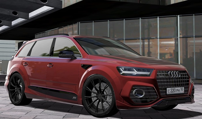 City Car Driving 1.5.9 – Audi Q7 ABT