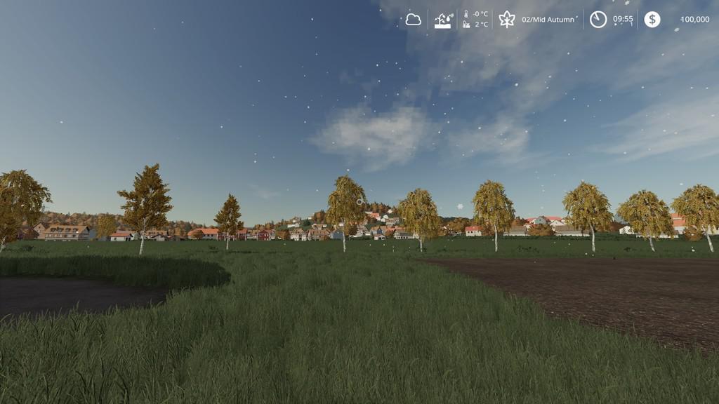 FS19 - Seasons Geo: Switzerland V1.0