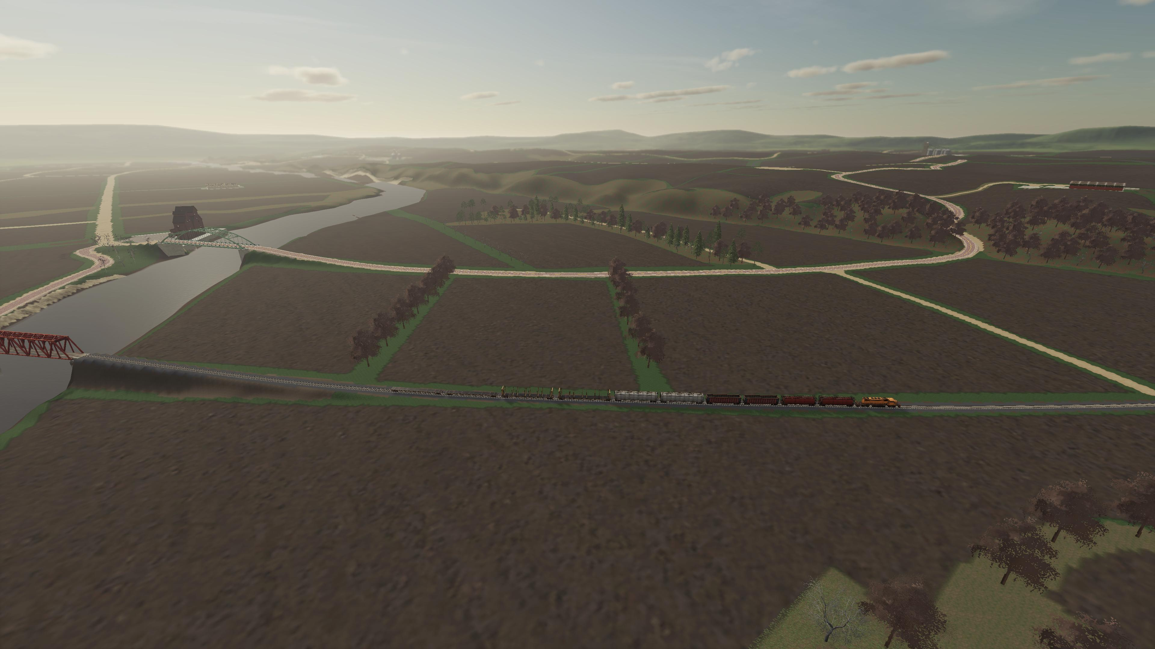 FS19 - Missouri River Bottoms Map V0.81
