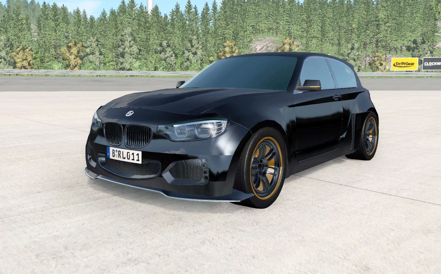 BeamNG - BMW M135i xDrive Tuned V2.0