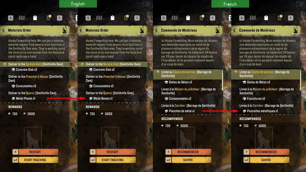 SnowRunner - Translation Fix V1.3