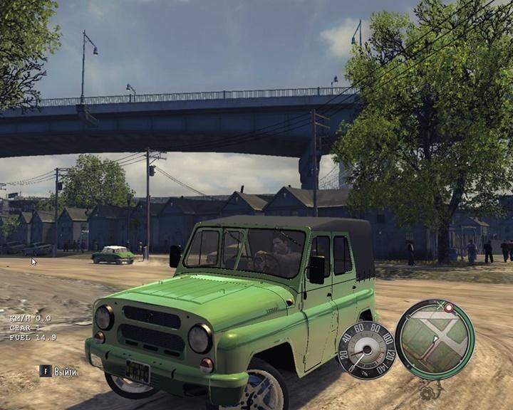 Mafia 2 – Uaz 469