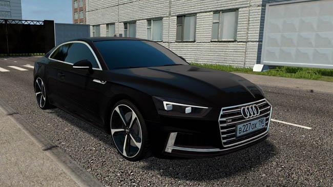 City Car Driving 1.5.9 - Audi S5 2017