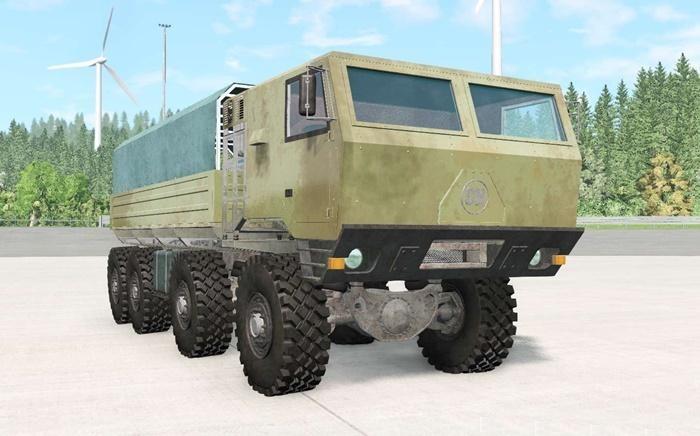 BeamNG – BigRig Truck v1.0.6