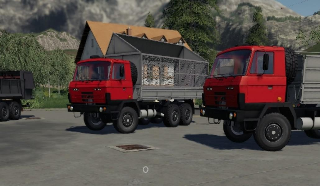 FS19 - Tatra 815 Agro Truck V1.0