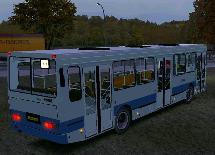 Omsi 2 – Liaz 5256.00 Bus
