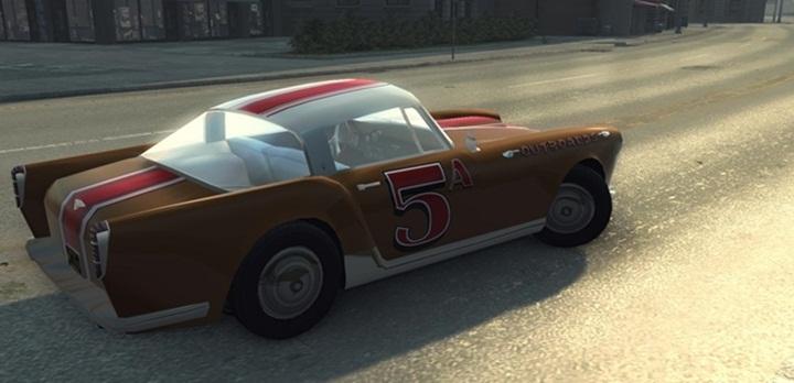 Mafia 2 – Delizia 410 Grand America Car