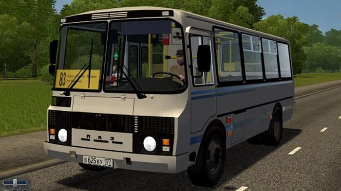 City Car Driving 1.5.9 – Paz 32053 Bus