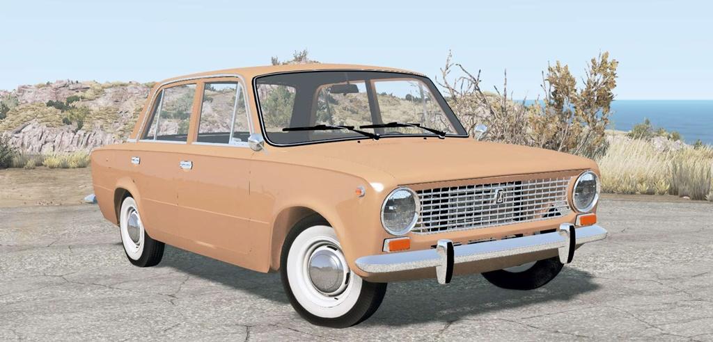 BeamNG - Vaz 2101 Jiguli Car Mod