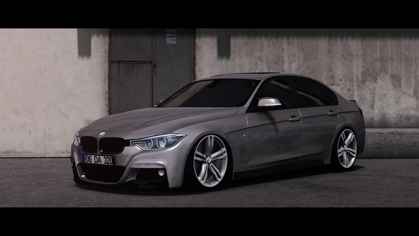 ETS2 - BMW F30 M Package (1.39.x)