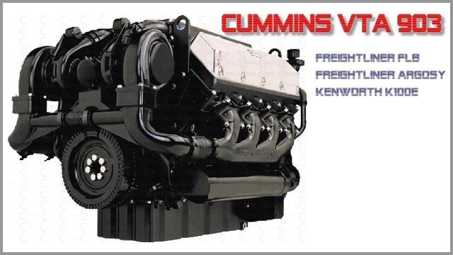 ATS - Cummins 903 VTA 660 V1.1 (1.35.X)