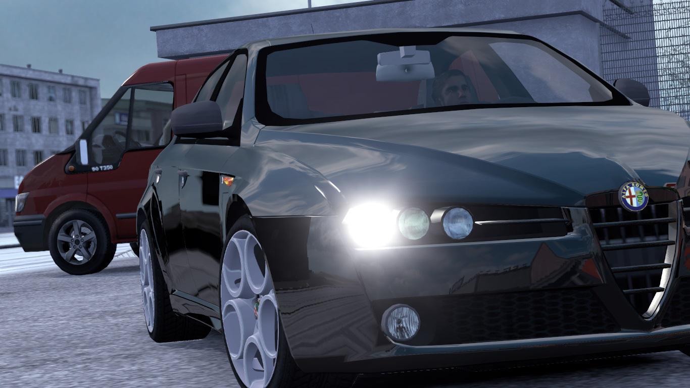 ETS2 - Alfa Romeo 159 V1R20 (1.36.x)