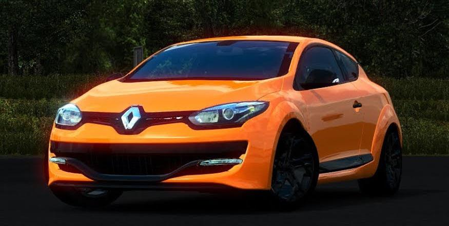 ATS - Renault Megane 3 RS V1.0 (1.36.x)