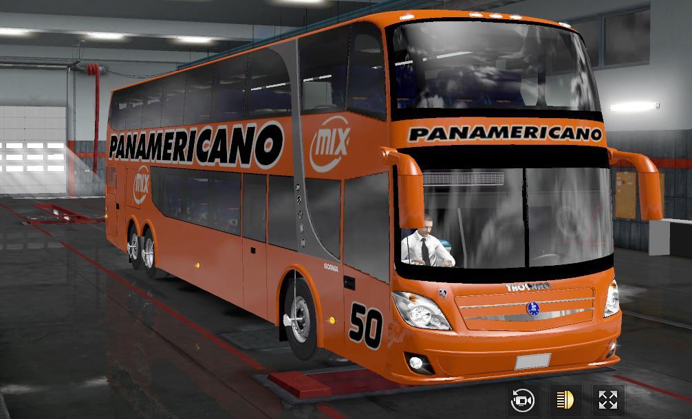 ETS2 - Troyano Calixto IV Bus V2.0 (1.36.x)