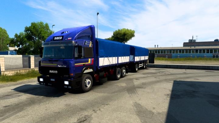 ETS2 - Iveco Turbostar Truck (1.41.x)
