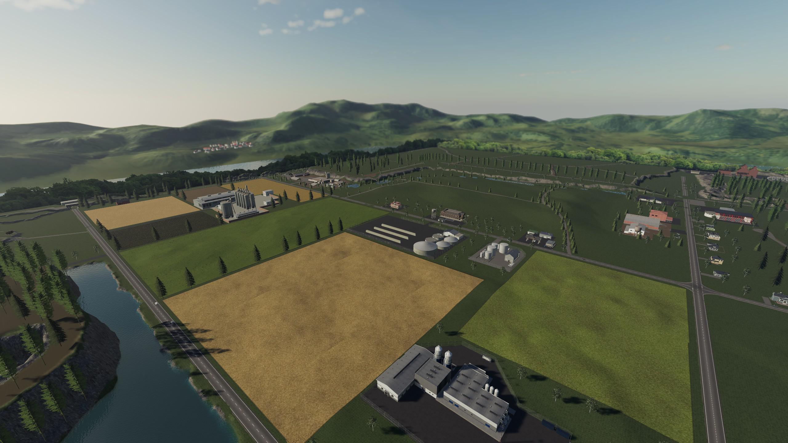 FS19 - Westridge Farms Map V2