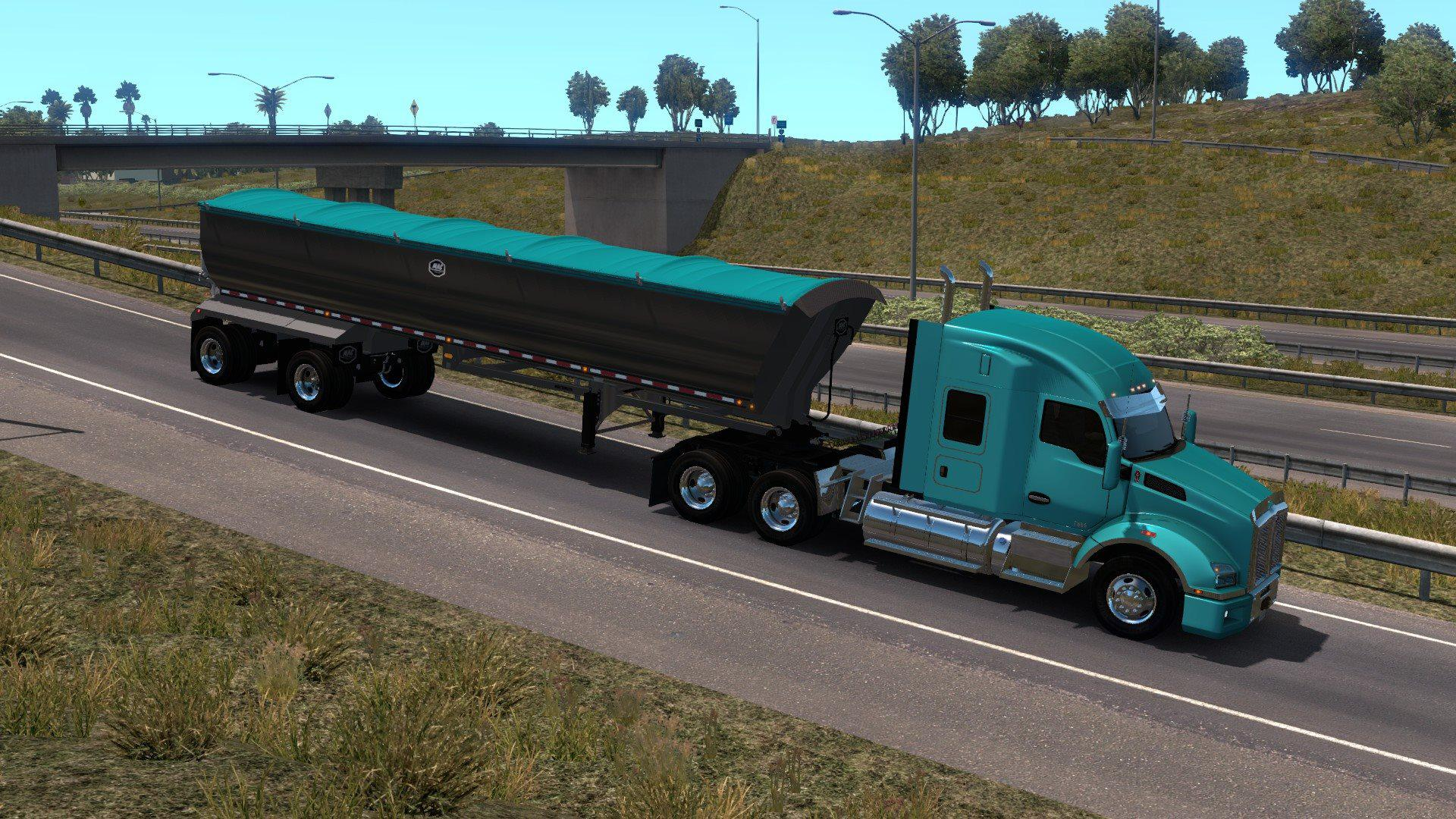 ATS - Mack Simizer Dump V2.0 (1.35.x)
