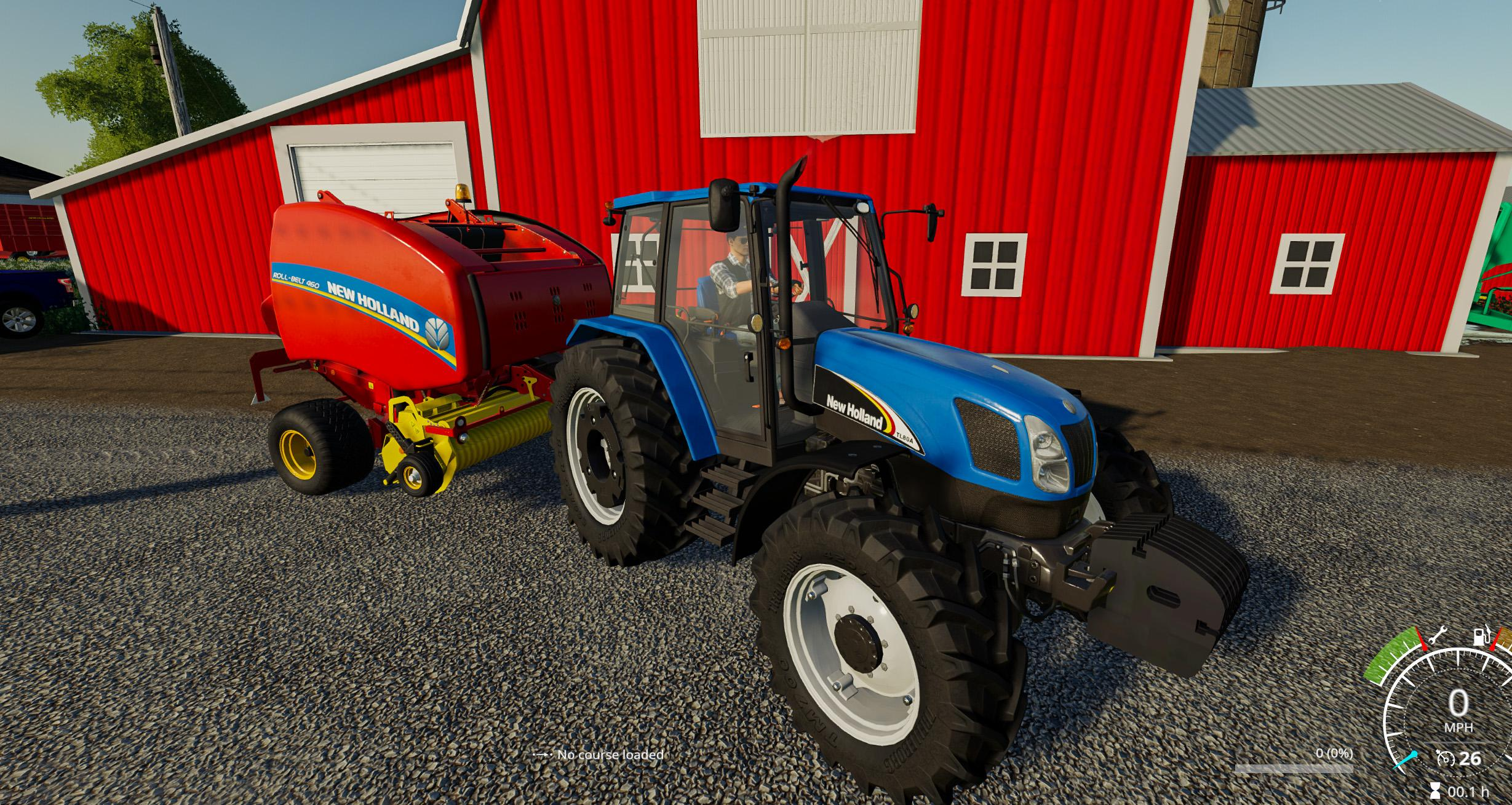 FS19 - New Holland TL-A and T5000 Pack V1.0