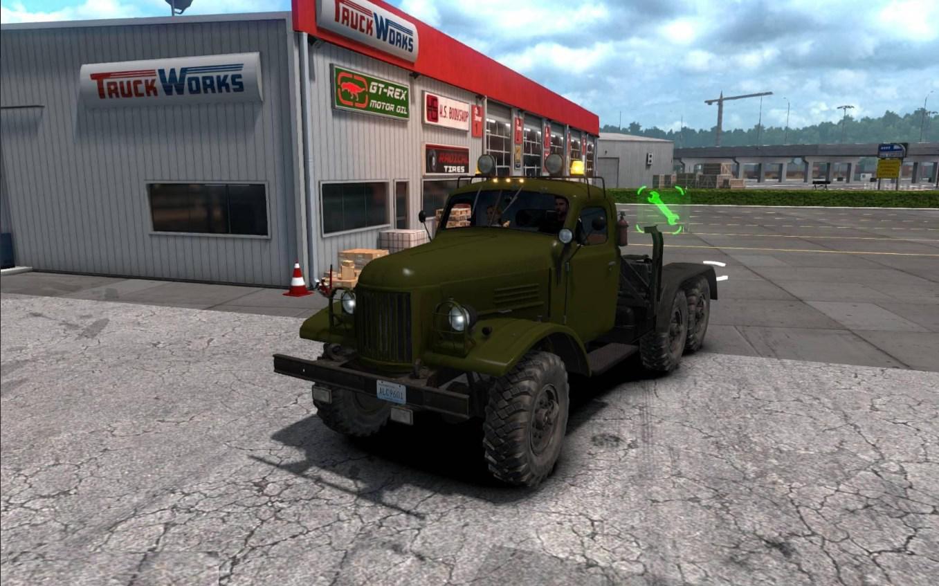 ATS - Zil 157 Truck V1.2 (1.37 - 1.38)