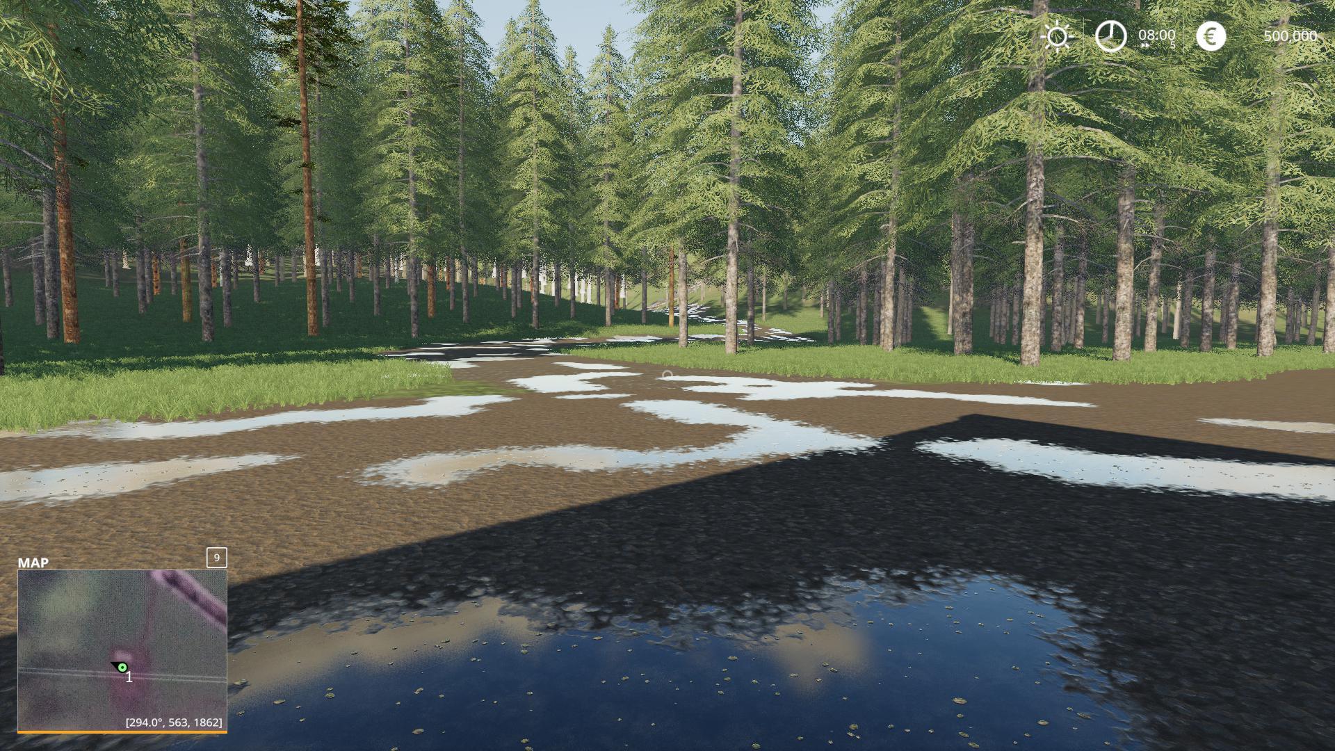 FS19 - Muddy Creek Map V1.0