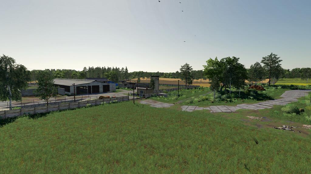 FS19 - Mezofalva Farm Map V1.0.0.1