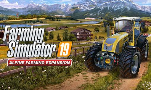 FS19 - Alpine Farming DLC (Download Only) V1.0