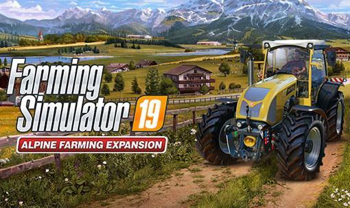 FS19 - Alpine Farming DLC (Download Only) V1.0