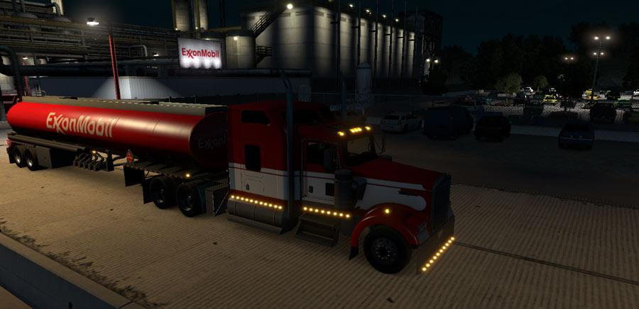 ATS - Real Companies & Trailers Pack V2.1 (1.39.x)
