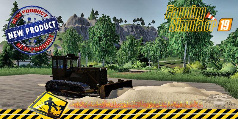 FS19 - Dozer T170 Old V1.2.0.1