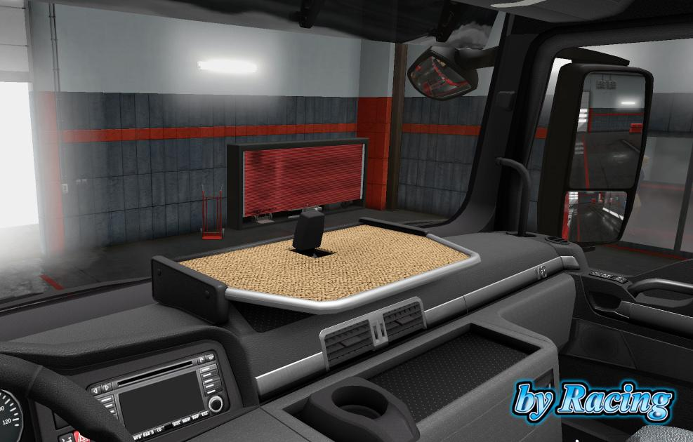 ETS2 - Truck Tables V7.1 (1.39 - 1.40)