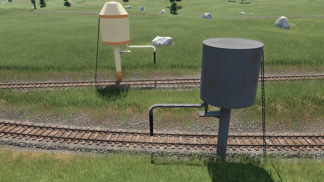 Transport Fever 2 - GWR & British Water Towers