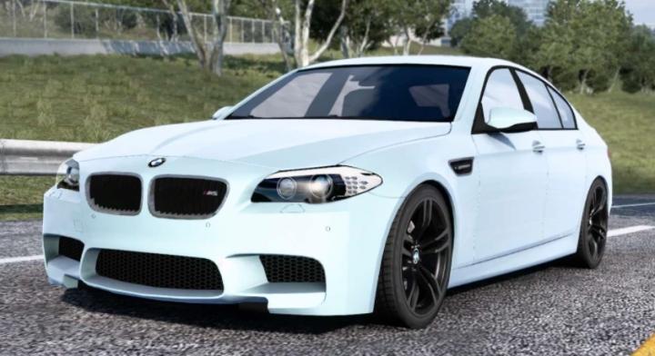 ATS - BMW M5 (F10) 2013 (1.40.x)