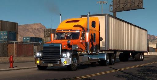 ATS - Freightliner Coronado Truck (1.38.x)