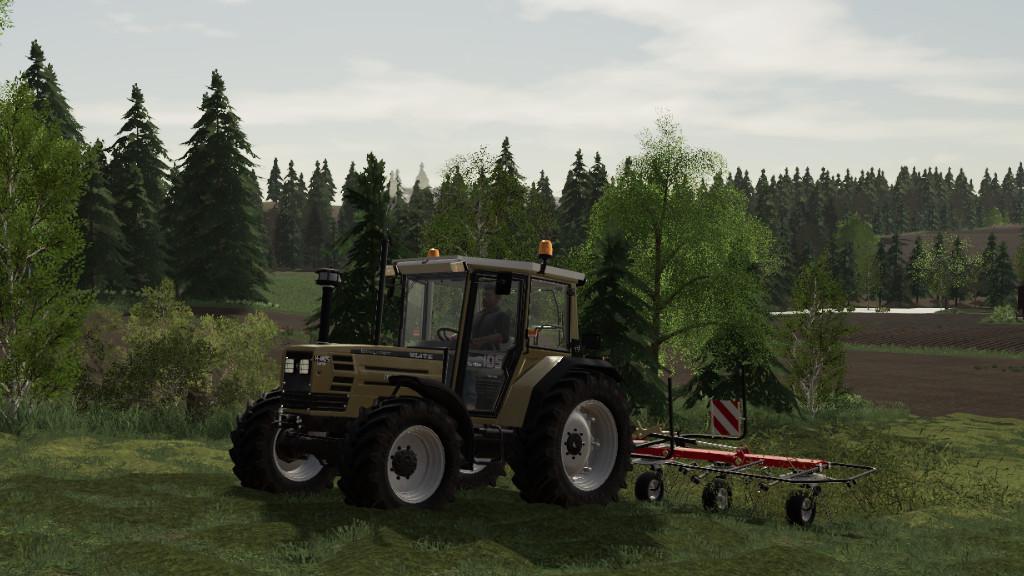FS19 - Huerlimann H4105 Tractor V1.0
