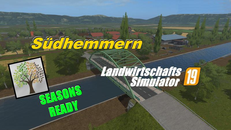 FS19 - Sudhemmern Map V6.0