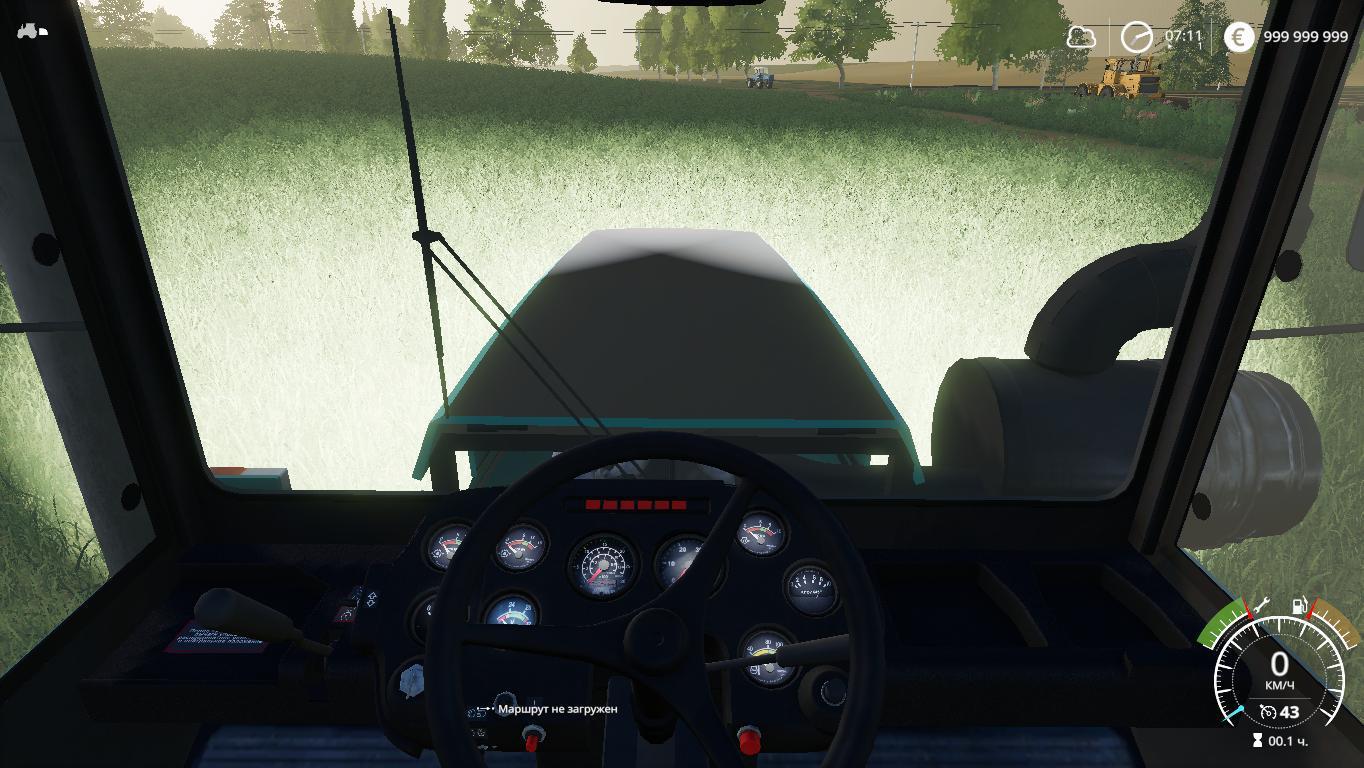 FS19 - HTZ 244k Tractor V1.0