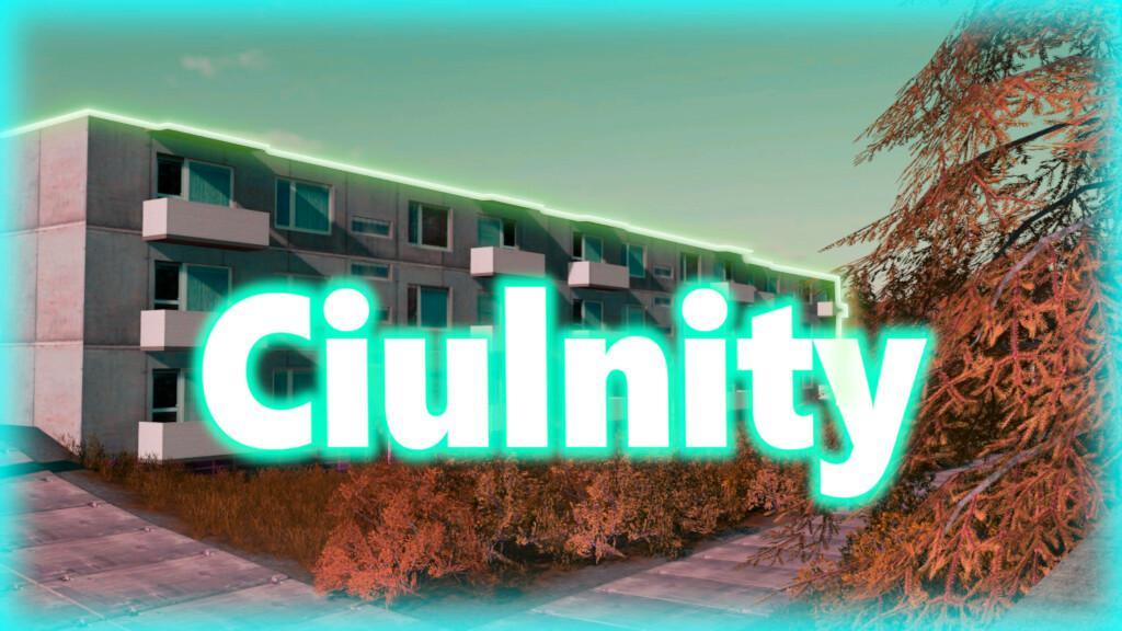 FS19 - Ciulnity Map V1.0