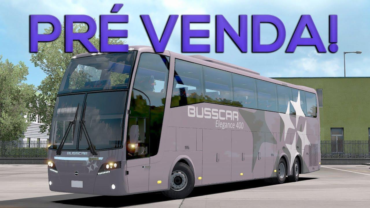 ETS2 - Busscar 400 Volvo V2.0 (1.36.x)