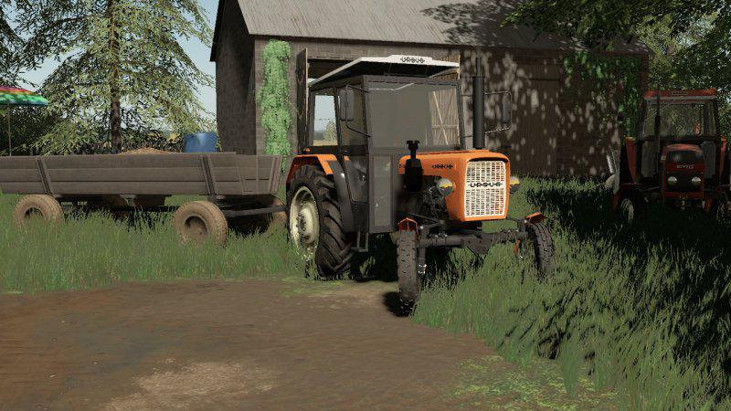 FS19 - Ursus C328 - C330 Tractor V1.0