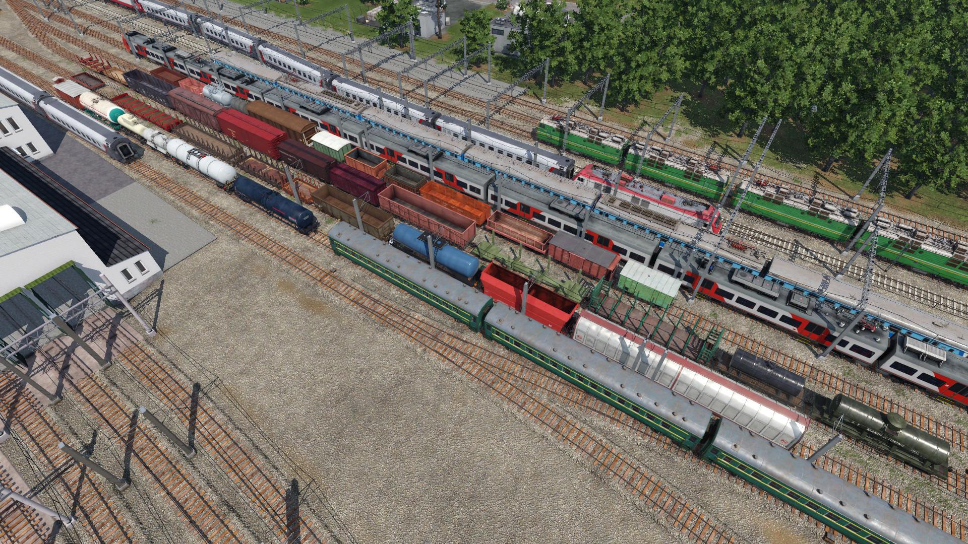 Transport Fever 2 - Cargo Wagons Assets