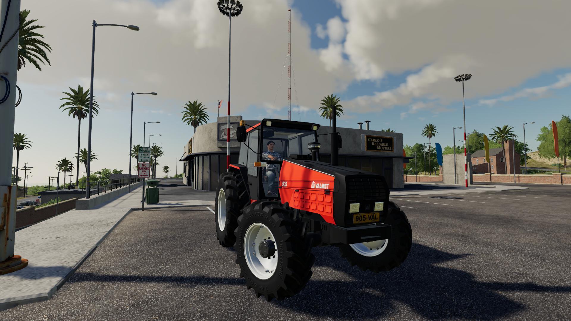 FS19 - Valmet 905 Tractor V1.2.0.4