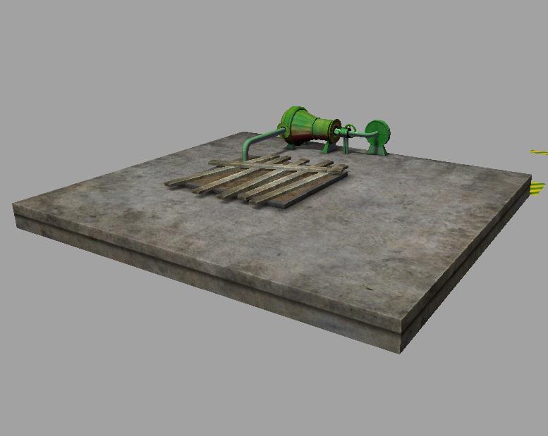 FS19 - Slurry Pit with Hose System V1.0