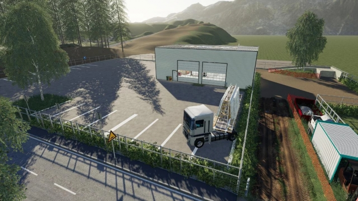 FS19 - Tp Map V0.5 Beta