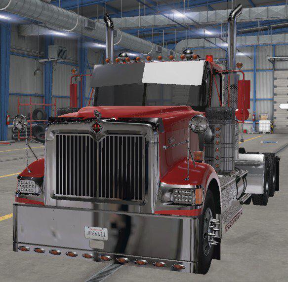 ATS - International 9900i Truck (1.39.x)