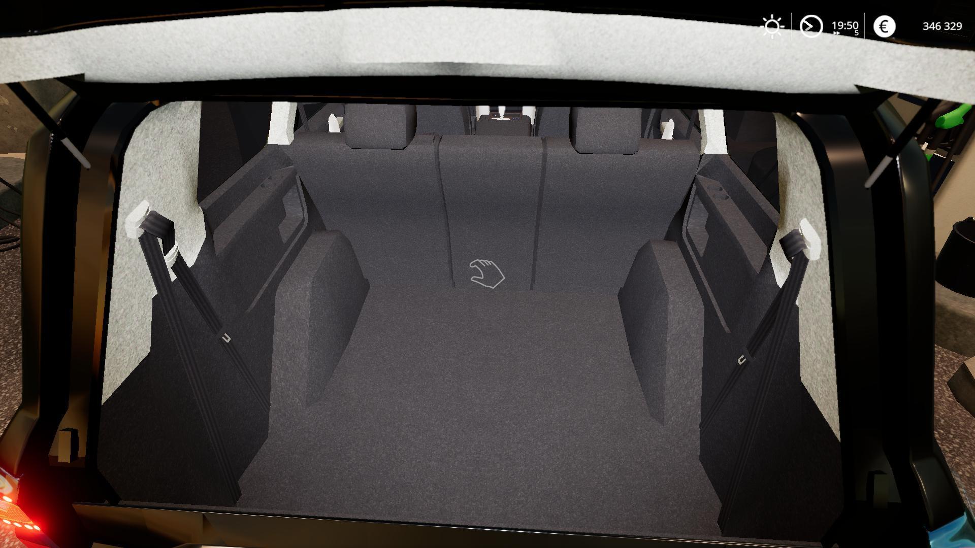 FS19 -  Toyota Land Cruiser 200 2013 V8 V1.0