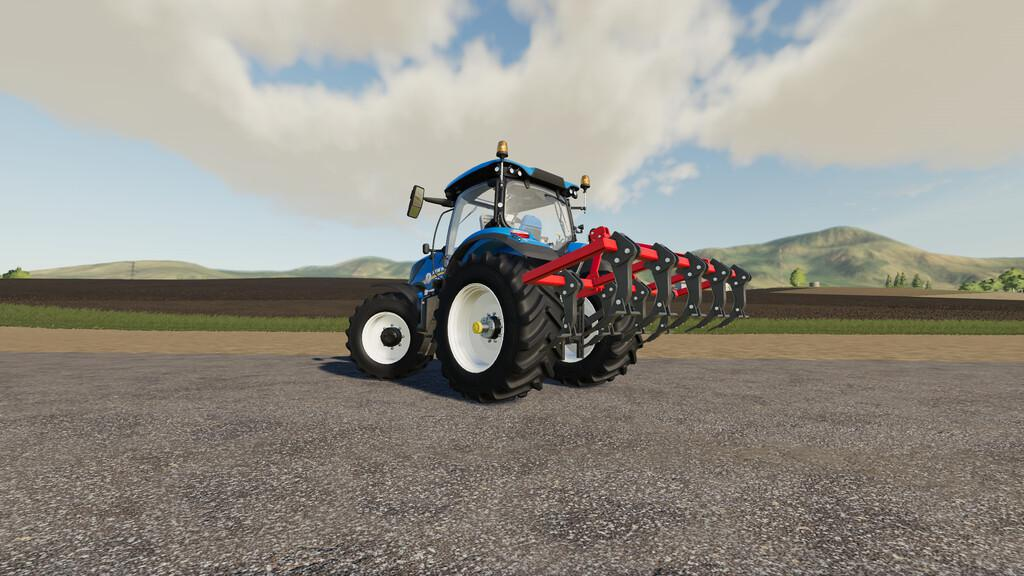 FS19 - Lizard Homemade Plough V1.0.0.1