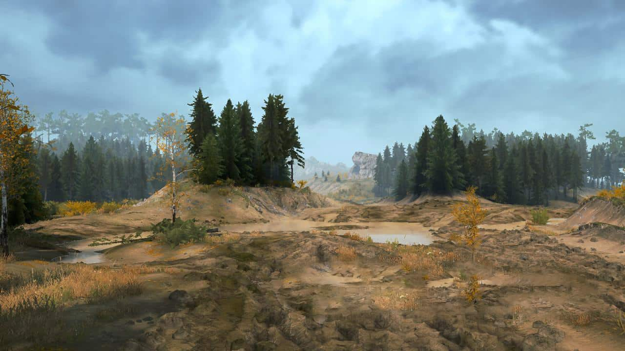 Spintires:Mudrunner - There Was Nothing to do 3 Map V1.0