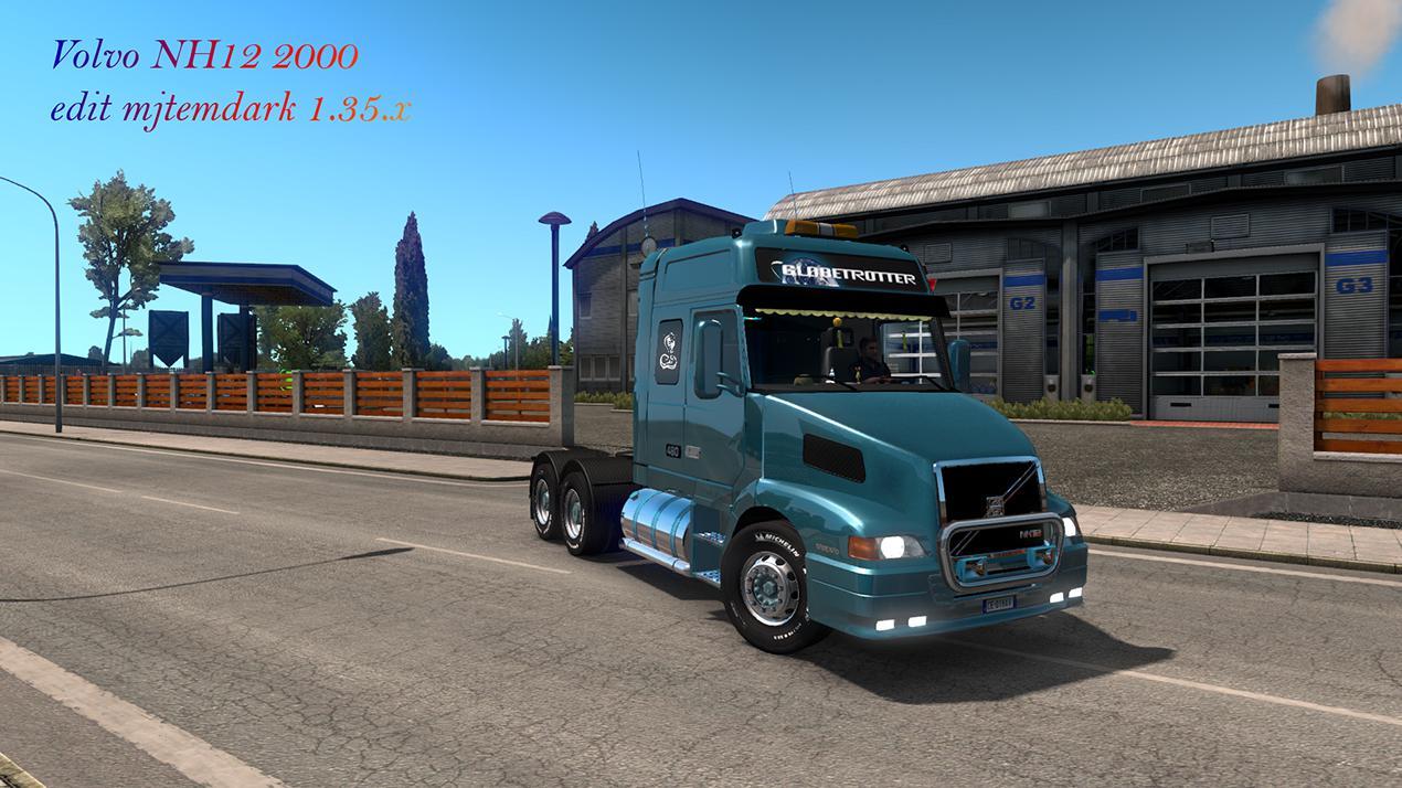 ETS2 - Volvo NH12 2000 Truck (1.35.X)