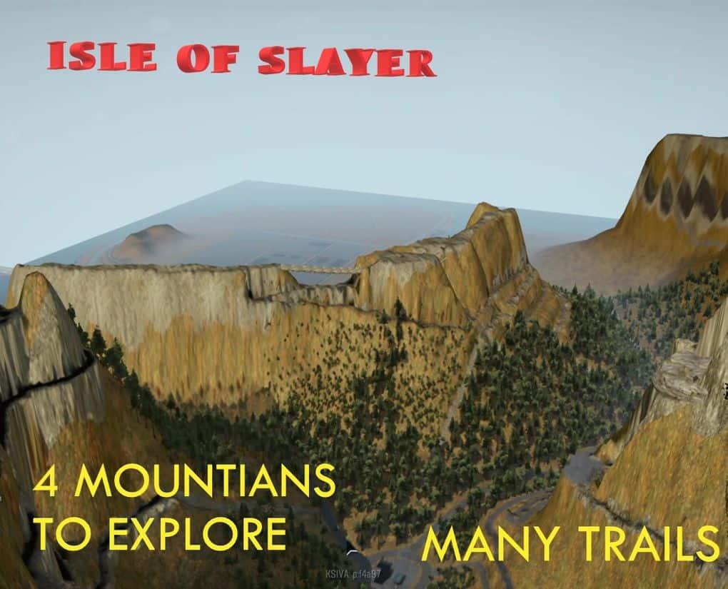 SnowRunner - Isle of Slayer Map V1.0